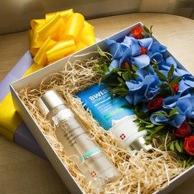 Цветы в коробке #20