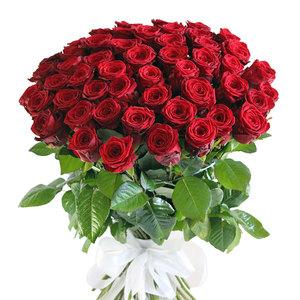 Букет из 51 розы РБ