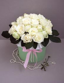 Цветы в коробке #23