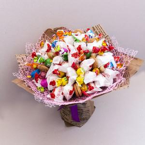 Букет из конфет #22