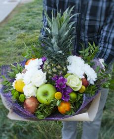 Букет из фруктов #16