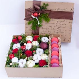 Новогодняя коробка #2