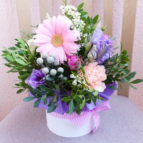 Цветы в коробке #38
