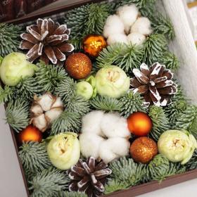 Новогодняя коробка #3
