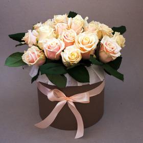 Цветы в коробке #17
