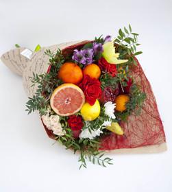 Букет из фруктов #14