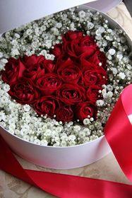 Цветы в коробке #25