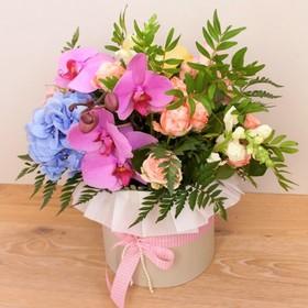 Цветы в коробке #14