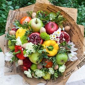 Букет из овощей #3