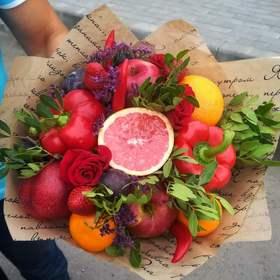Букет из овощей #4