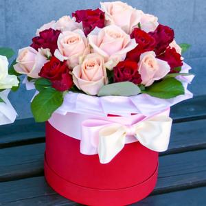 Цветы в коробке #3