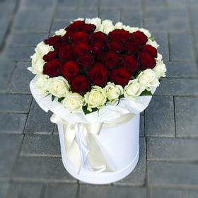 Цветы в коробке #10