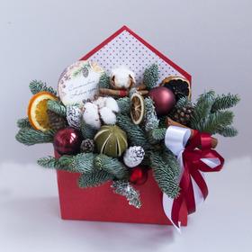 Новогодняя коробка #6